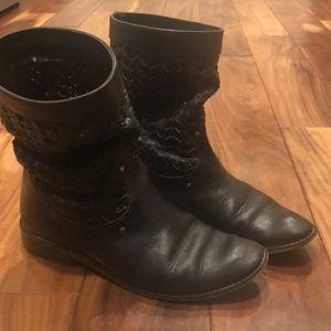 Frye Shirley Stud Huarache Boots